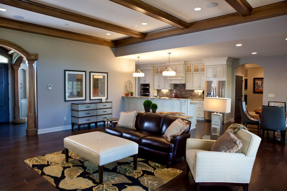 Residential interior design interior design associates for Residential decorating